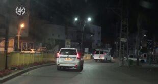 1/3 חקירה סמויה של היחידה המרכזית במחוז ירושלים הובילה למעצר חשודים בה...