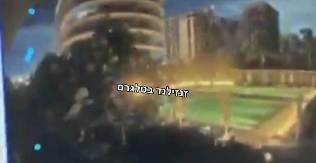 צפו: רגע קריסת הבניין במיאמי; 18 יהודים דווחו כנעדרים