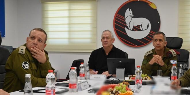"""שר הביטחון: לפעול באופן תקיף וללא פשרות מול הפשיעה הלאומנית באיו""""ש"""