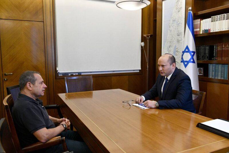 """ראש הממשלה נפרד מנדב ארגמן: """"החוכמה היא להגיע לקברניט עם פתרונות"""""""