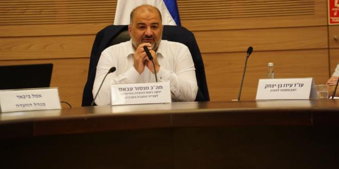 תכנית החומש במגזר הערבי: 90% מהכסף הוקצה – ורק 62% מהתקציב בוצע