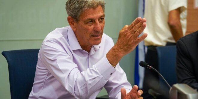 """יו""""ר ועדת החוץ והביטחון בן ברק שוחח לראשונה עם מקבילו באיחוד האמירויות"""