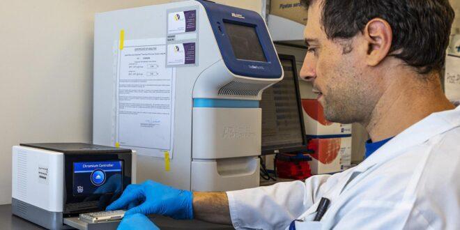 לראשונה בישראל: מכשיר המאפשר לחקור לעומק פרופיל של תאים