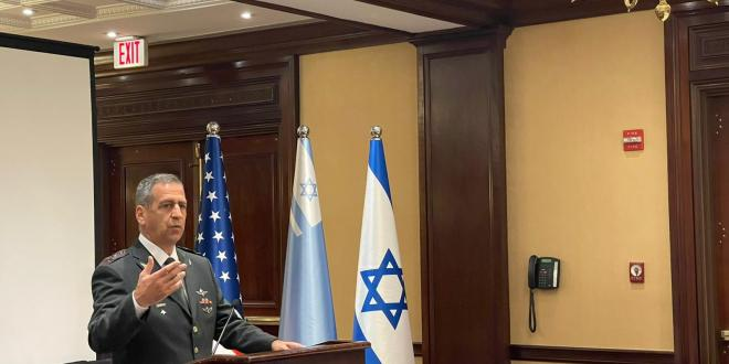 """הרמטכ""""ל יסיים את ביקורו בארה״ב וישוב לישראל להערכת מצב"""