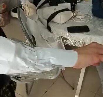יד של אישה נתקעה בתוך כוס שנשברה בירושלים – וחולצה בשלום