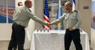 אלוף הדי זילברמן נכנס אתמול לתפקידו כנספח ההגנה בארצות הברית...