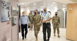 אתמול הסתיים ביקורו של LT. General Steven L. Basham בישראל, ...