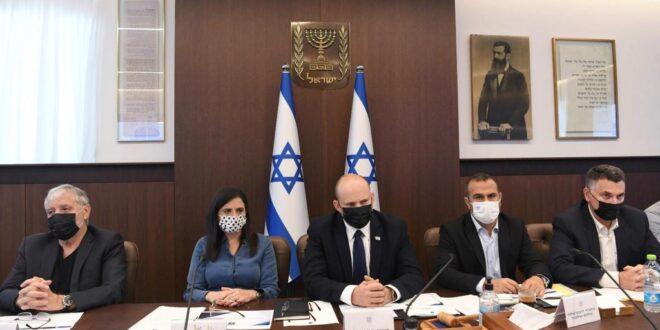 """רה""""מ בנט בדיון על המאבק באלימות בחברה הערבית: """"מכת מדינה שהוזנחה שנים רבות"""""""