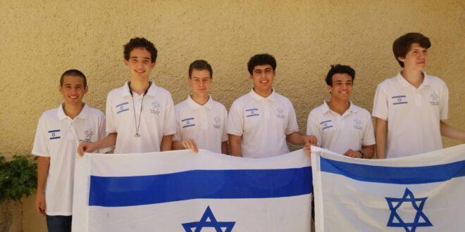 גאווה לאומית: שש מדליות לנבחרת ישראל באולימפיאדה במתמטיקה