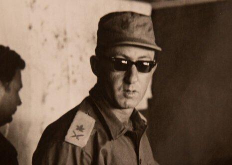 האלוף בדימוס אלעד פלד, מאחרוני מפקדי מלחמת העצמאות וששת הימים, הלך לעולמו