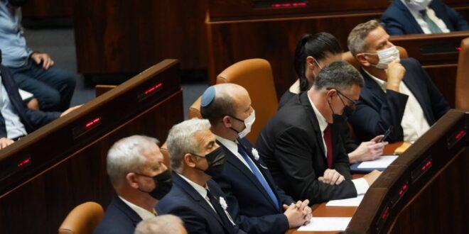במלאת 100 ימים להקמתה: הממשלה מפרסמת את עיקרי מדיניותה לקדנציה הקרובה