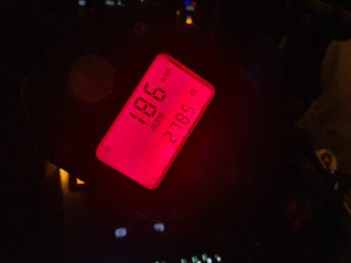 """מהירות מופרזת 186 קמ""""ש משטרת התנועה"""