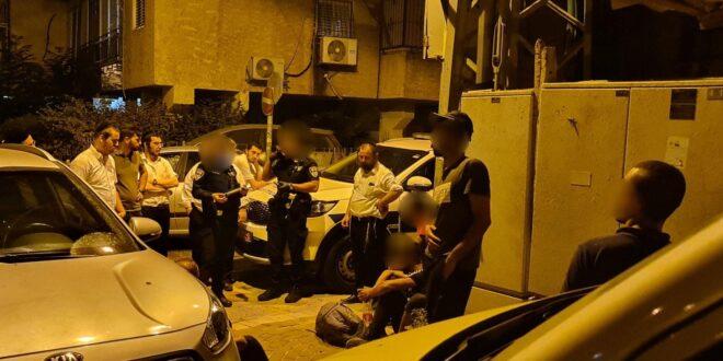 """מעקב מתנדבי ארגון השומרים אחרי שלושה בני מיעוטים הוביל לתפיסת 12 שב""""חים"""
