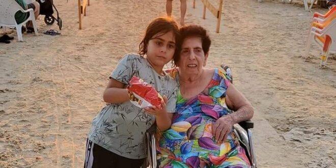 ים של אושר: לאחר חמש שנים – מרים חויטיקה בת ה- 90 יצאה מביתה