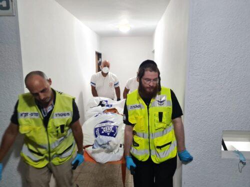 גופת אישה נמצאה במצב ריקבון בחיפה