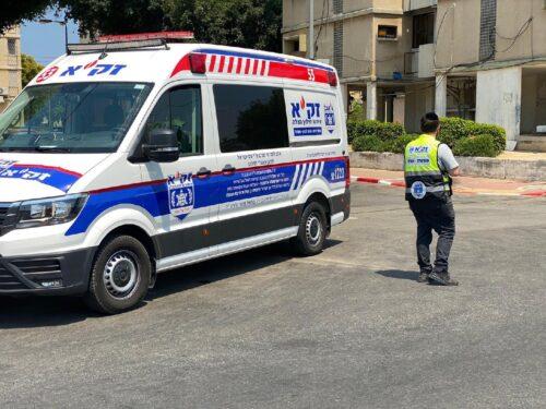 בת 80 נמצאה מתה בביתה באשדוד