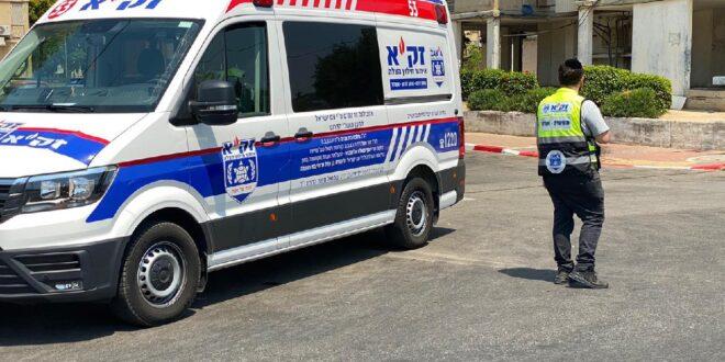 אשדוד: גופת אישה בת 80 נמצאה מוטלת בביתה כמה ימים לאחר מותה