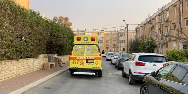 בן 32 נפצע באורח בינוני בקטטה בדימונה