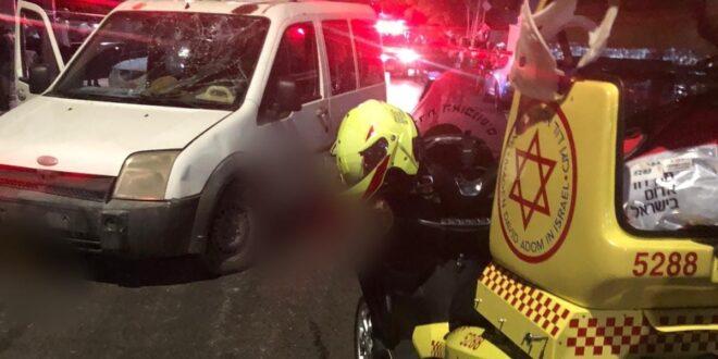 גבר בן 30 נפצע באירוע אלימות בירכא, מצבו אנוש