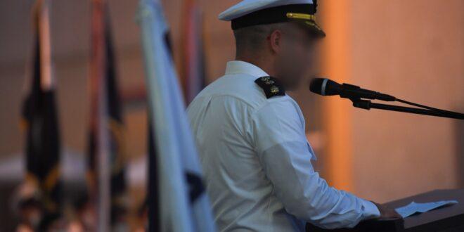 """מינוי חדש בחיל הים: אל""""מ אורי מונה למפקד שייטת הצוללות"""