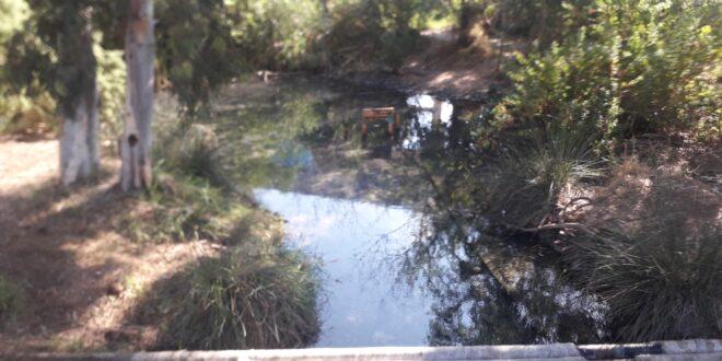 תוצאות חריגות בדיגום מים שבוצע לבחינת מצב הזיהום בנחלים בצפון