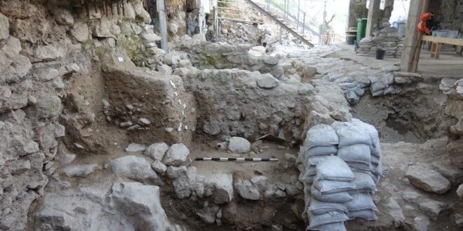 """נחשפו עדויות ארכיאולוגיות בירושלים לרעידת האדמה שהוזכרה בתנ""""ך"""