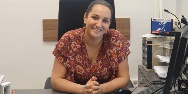 """ד""""ר פזית גבאי אלגי נבחרה לתפקיד מנהלת מחלקת חינוך יסודי בעיריית ב""""ש"""