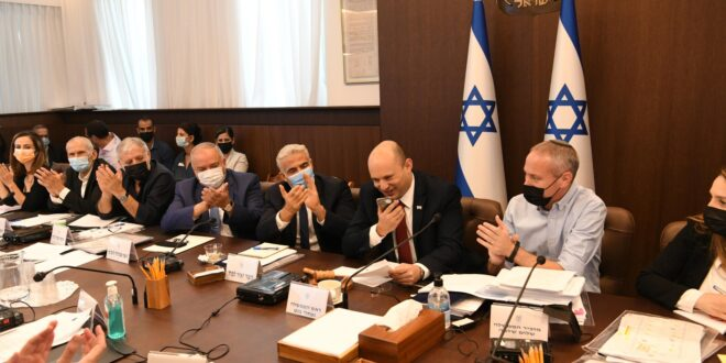 הזכייה בזהב של דולגופיאט: בנט עצר את ישיבת הממשלה, השרים מחאו כפיים