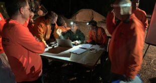 חילוץ משפחה משמורת טבע בהר מירון