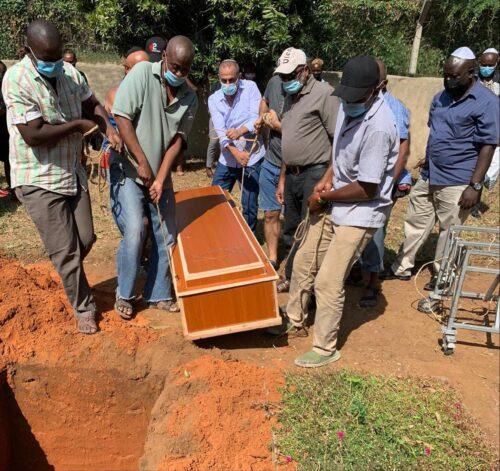 קבורת יהודי במומבסה קניה
