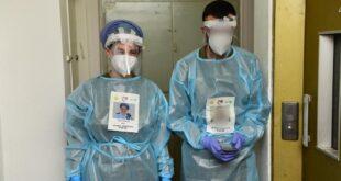 כחלק מהמאמץ הלאומי למיגור נגיף הקורונה, חיל הרפואה פתח השבוע...