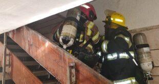 אשדוד - שריפה פרצה בבניין בן 4 קומות ברחוב...