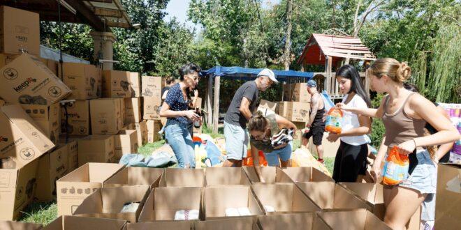 עמותת שניר מתגייסת למען משפחות מעוטות יכולת ברחבי הארץ