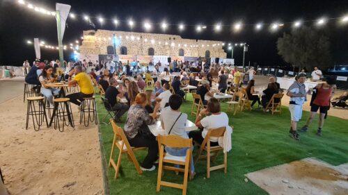 פסטיבל היין באופקים