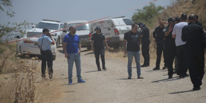 לאחר שגופתה נמצאה באזור הירדן ההררי: תושב כפר זרזיר יואשם ברצח אימו