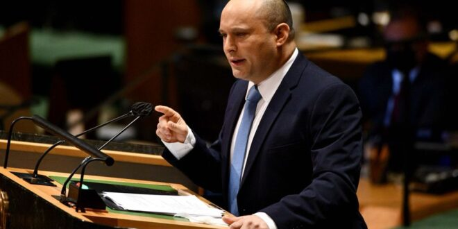 """הנאום המלא של ראש הממשלה נפתלי בנט באו""""ם"""