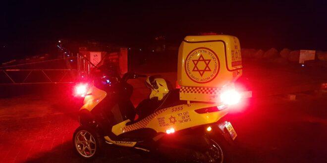 """מד""""א: במהלך יום הכיפורים נהרג בן 15 מפגיעת רכב, 1,838 בני אדם פונו לבתי החולים"""