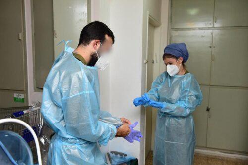מבצע האשפוזים הביתיים של חיל הרפואה