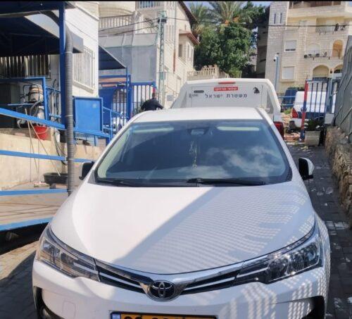בן 20 מאום אל פאחם נעצר בחשד לנהיגה תחת פסילה ובגילופין