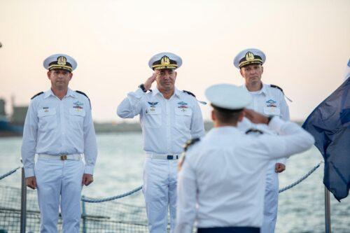אלוף משנה אלי סוחוליצקי הוא מפקד בסיס חיל הים באשדוד