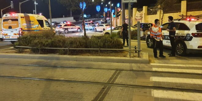 נער בן 17 נפצע בינוני – קשה באירוע אלימות בפסגת זאב בירושלים