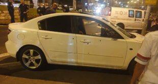 אירוע אלימות בחיפה :בן 30 במצב אנוש