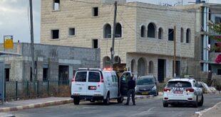 פשיטה של המשטרה בג'סר א זרקא