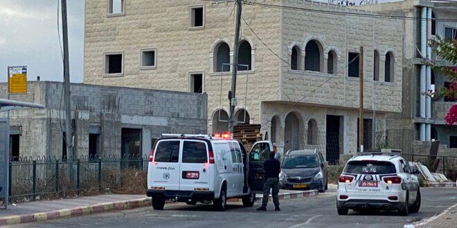 ארבעה תושבי ג'סר א זרקא נעצרו בחשד להחזקת מטעני חבלה ותחמושת