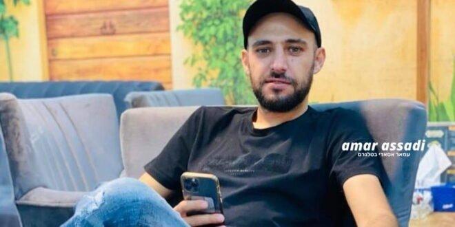 חשד לרצח בבאר שבע: אחמד אלג'רג'אווי נורה למוות בבית עסק בעיר