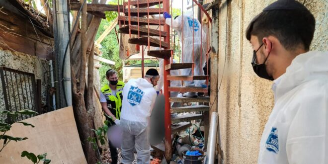 """ראשל""""צ: גופת גבר בן 60 נמצא במצב ריקבון בדירה בעיר"""