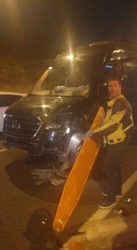תאונת דרכים ב471 סמוך לגת רימון
