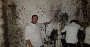 הושענא רבה בקבר יוסף: נזקים אדירים למבנה על ידי פלסטינים