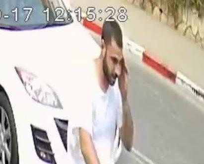 """המשטרה מבקשת את סיוע הציבור באיתור חשוד בתקיפה חבלנית של אדם בראשל""""צ"""