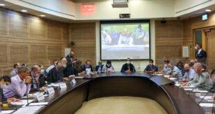 בעקבות אלימות הפלסטיניים: ועדת החוץ והביטחון דנה בחיזוק ביטחון תושבי יהודה ושומרון